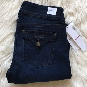 Hudson Signature Bootcut Jeans. Size 29 NWT